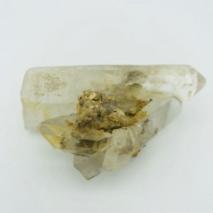 Double ended Quartz crystal