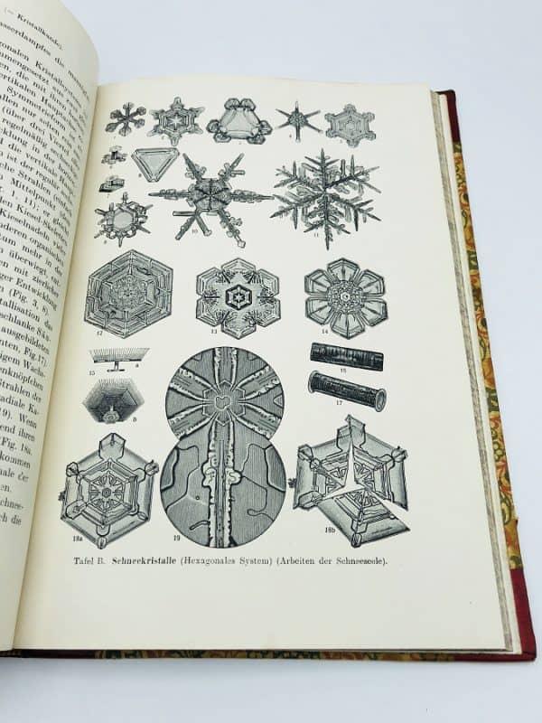 Ernst Haeckel - Kristallseelen, Studien uber das Anorganische Leben (1917)