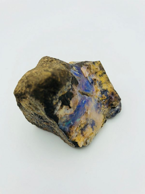 Beautiful Rough Boulder Opal from Winton, Queensland, Australia