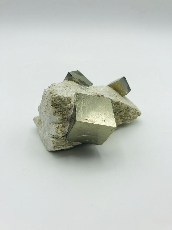 Pyrite from Navajun Spain