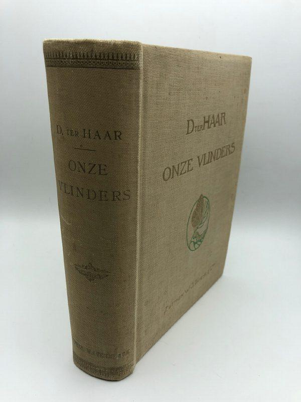D. ter Haar - Onze vlinders (ca. 1928)