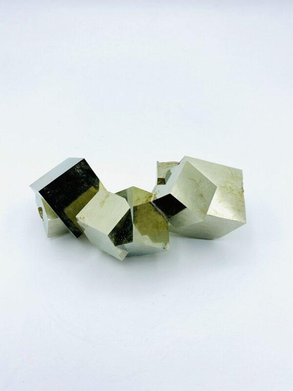 Large Pyrite cluster from Navajun, Spain