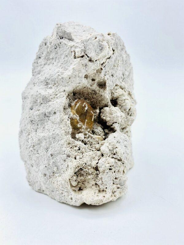 Beautiful Topaz crystal matrix from Thomas Range, Utah