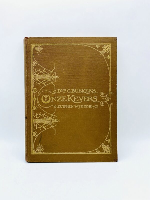 Dr. P. G. Buekers - Onze Kevers - 1912