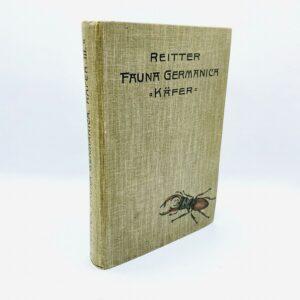 Edmund Reitter - Fauna Germanica. Die Käfer des Deutschen Reiches: Part III