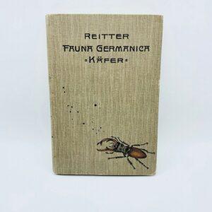 Edmund Reitter - Fauna Germanica. Die Käfer des Deutschen Reiches: Part IV